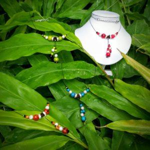 Bijoux en tagua