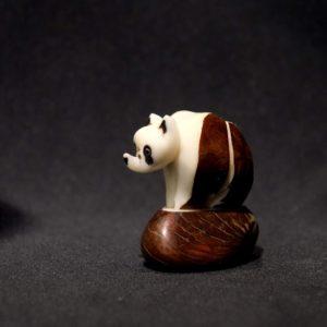 Sculpture en tagua